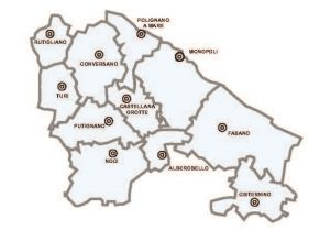 mappa diocesi